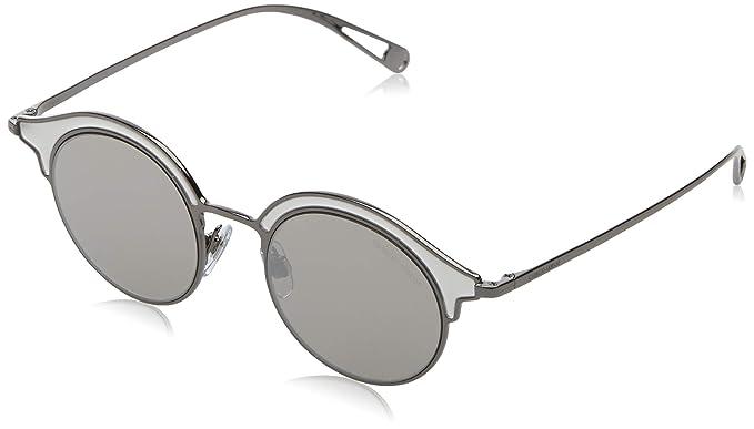 Armani GIORGIO 0AR6071 Gafas de sol, Gray/Gunmetal, 46 para ...