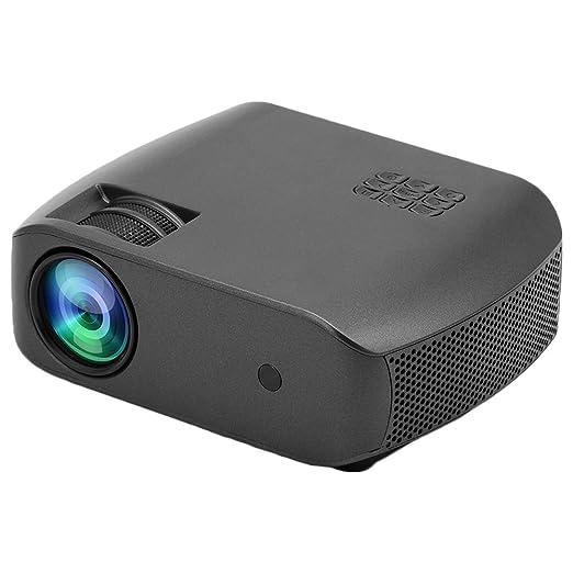 Mini proyector, Compatible con proyector portátil HD 1080P ...