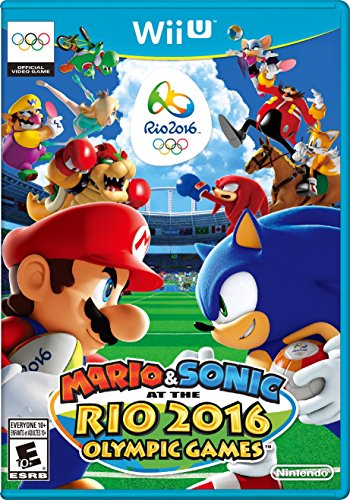 Mario & Sonic at the Rio 2016 Olympic Games  - Wii U [Digital Code] by Nintendo