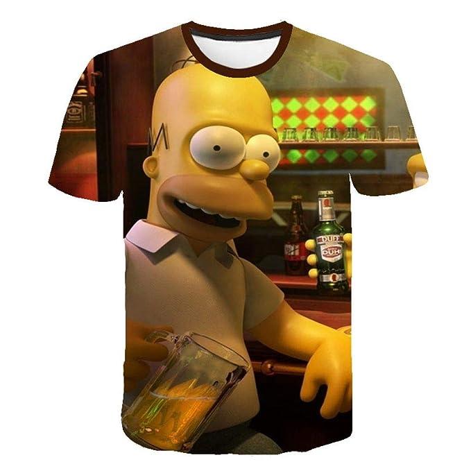 Amazon.com: Men T-Shirt Funny Sleeve T-Shirt Fashion Casual ...
