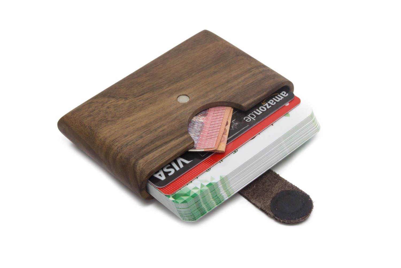 Portmonee Aus Holz Designer Geldbeutel Für Männer Und Frauen Exklusive Geldbörse Für Freizeit Und Business Handgemacht In Deutschland Von