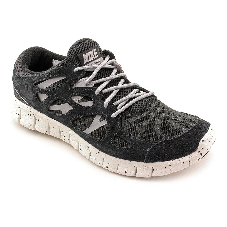 the best attitude 8600b 7d0ce Nike Free Run 2+ EXT schwarz weiß (555174-001) Gr. 45  Amazon.de  Schuhe    Handtaschen