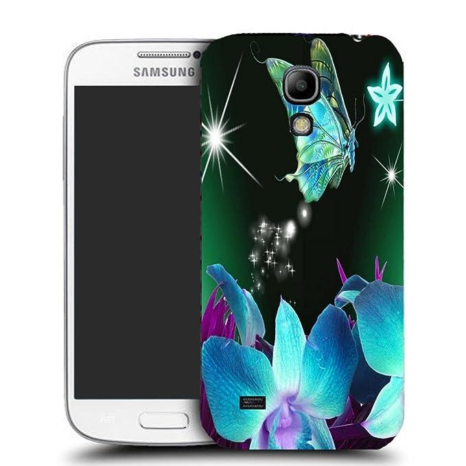 Gran Look duro Carcasa para Samsung Galaxy S4 Mini i9190 ...