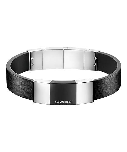 056d445803b Bracelet Calvin Klein Homme KJ9LMB290100  Amazon.fr  Bijoux