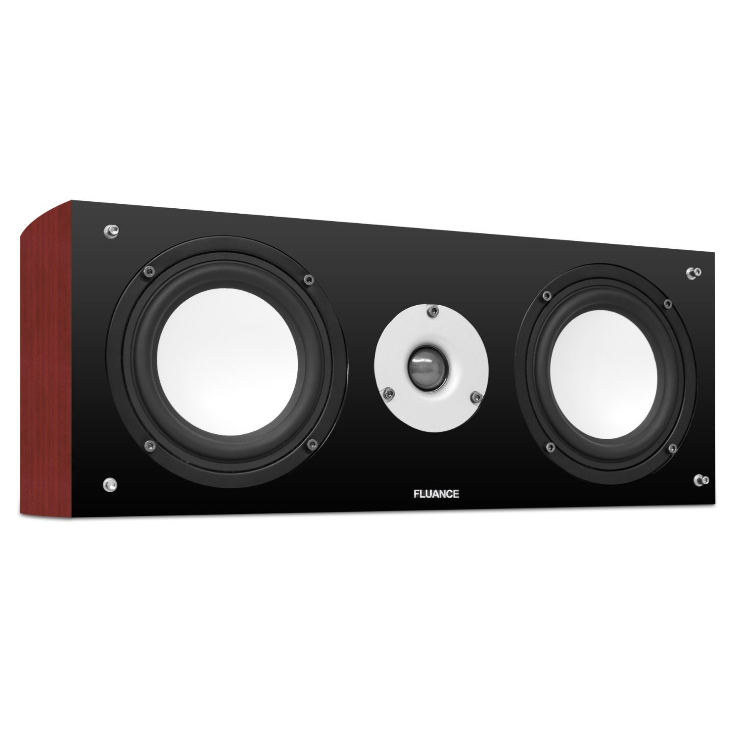Fluance XL7C High Performance Two-way Center Channel Speaker for Home Theater by Fluance
