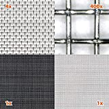 HEG03 Stainless Steel Gauze Shields Rf/high