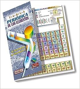 Tabla periodica de los elementos salvador mosqueira roldan amazon tabla periodica de los elementos salvador mosqueira roldan amazon libros urtaz Choice Image