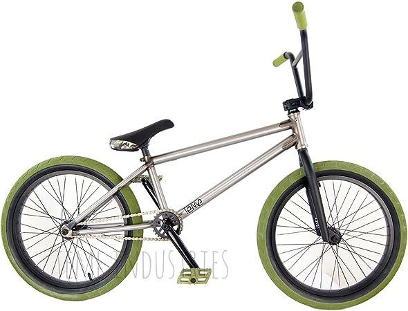 Bicicleta Teme BMX de 20 pulgadas con componentes Ilegal, Flybikes ...