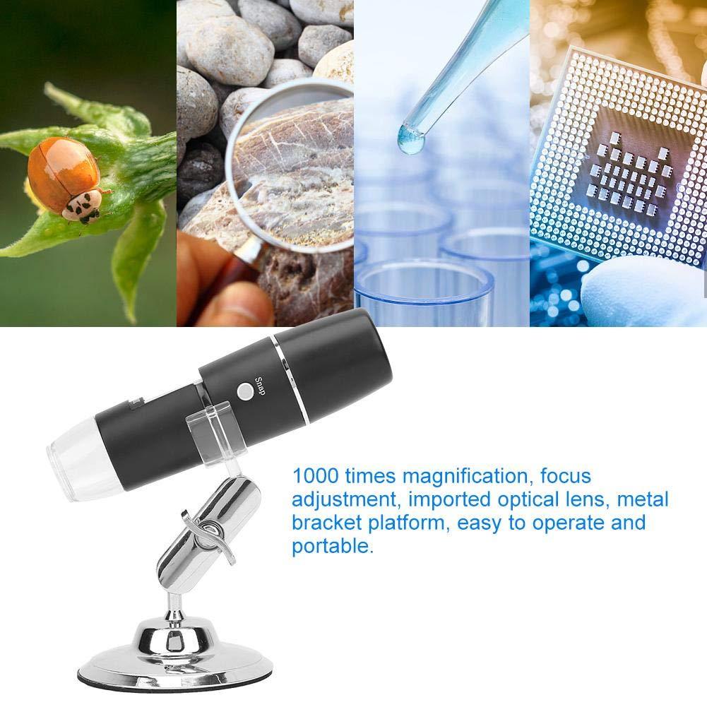 Digital Microscope New 1000x W04 WiFi Portable Digital Microscope Industrial Microscope Camera Microscope
