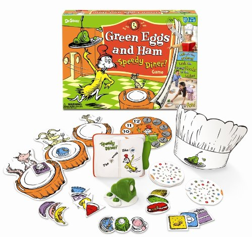 Green Eggs and Ham Speedy Diner Game