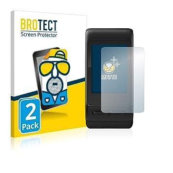 BROTECT Protection Ecran Mat Compatible avec Garmin Vivoactive HR [2 Pièces] - Anti-