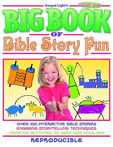 The Big Book of Bible Story Fun (Big Books)
