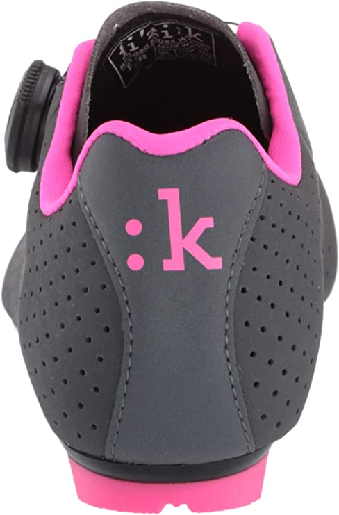 Women/'s BOA Road R5B Donna Anthracite with Fuschia Trim-Size 36 Details about  /Shoes
