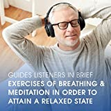 Meditation for Anxiety & Panic, Effective Approach to Treating Anxiety and Panic Attacks Naturally, Guided Meditation and Imagery with Healing Words and Soothing Music by Belleruth Naparstek