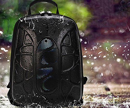 Xech Set of Doppler Speaker Waterproof Backpack Portable All in One Kit  with Powerbank e50b87434c2fe