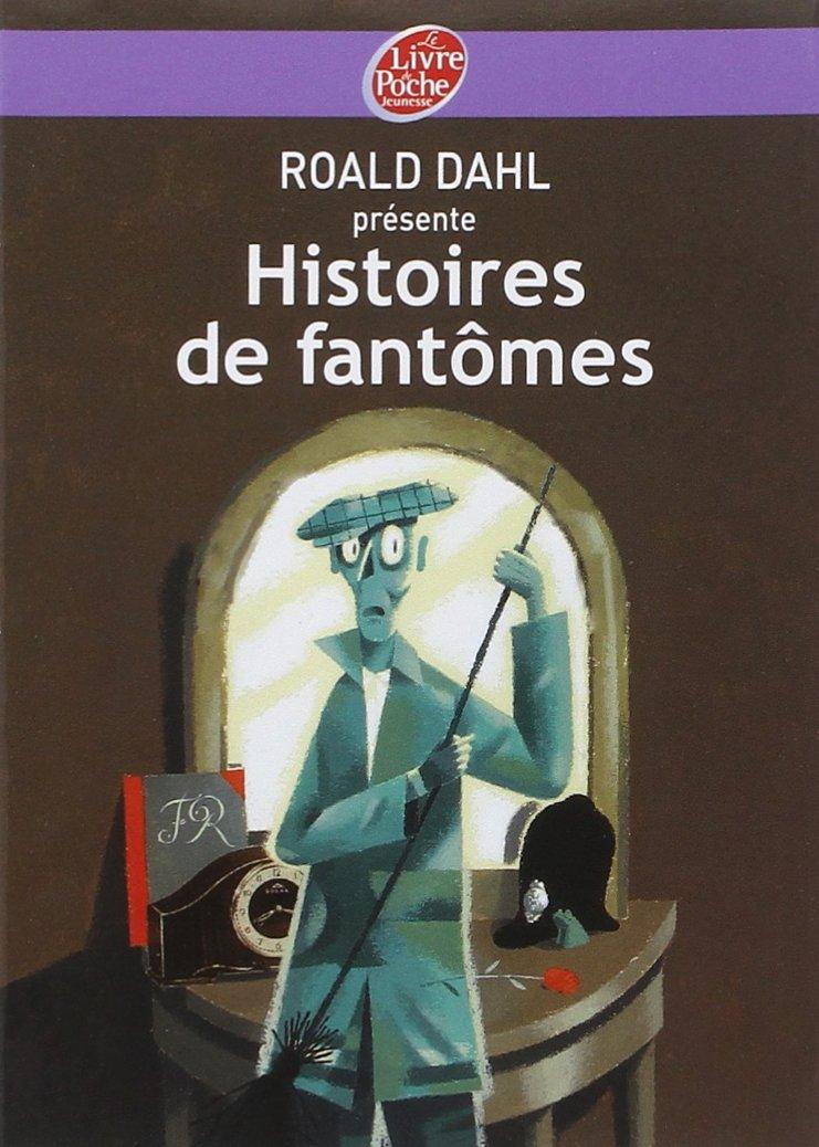 Histoires De Fantomes N P Amazon Ca Roald Dahl Books