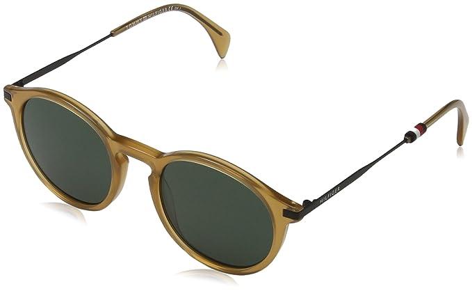 Tommy Hilfiger TH 1471/S QT Gafas de Sol, Yellow, 50 Unisex ...