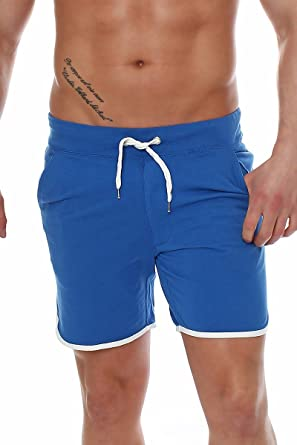 284d12ec77a0 Happy Clothing Kurze Herren Hose Shorts Bermuda Jogginghose Sommer Pants  Stoffhose Sweathose  Amazon.de  Bekleidung