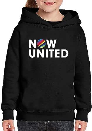 Moletom Polo Blu INFANTIL Now United Preto