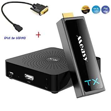 Measy ProSpeed Serie - Alargador inalámbrico para HDMI W2H MINI2+ ...