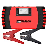 Deals on GOOLOO 1000A Peak 18000mAh Car Jump Starter