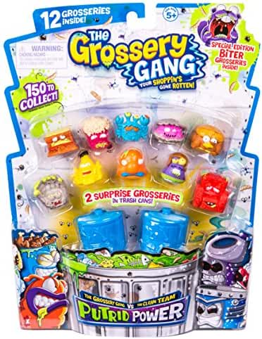 The Grossery Gang Putrid Power S3 Large Pack