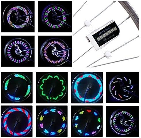 DAWAY LED Bike Spoke Lights product image