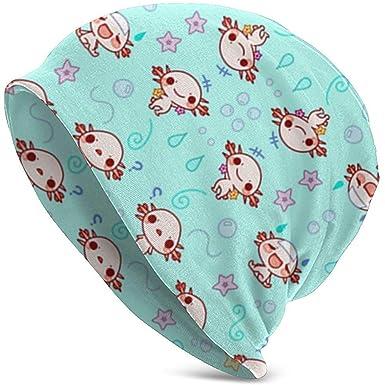 Eloise The Axolotl Kawaii Cute Animal Chemo Hat per Donna Berretti ...