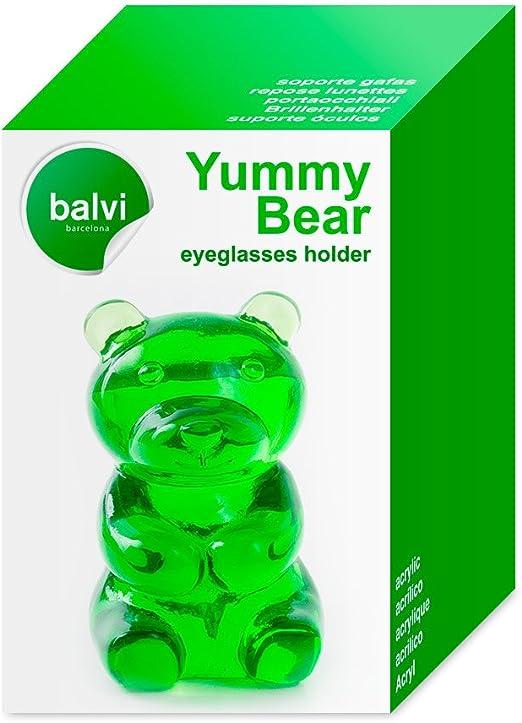Balvi/-/Repose/Lunettes/Yummy/Bear./Porte-Lunettes/en/Forme/de/Nounours./Support//à/Lunettes.