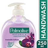 Palmolive Orchid and Milk Black Natural Hand Wash - 250 ml