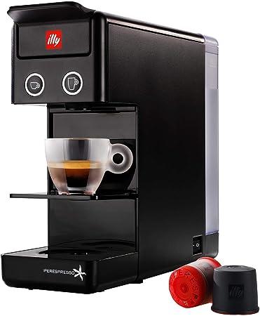 illy FrancisFrancis! Y3 Iperespresso - Máquina de café espresso y café Negro: Amazon.es: Hogar