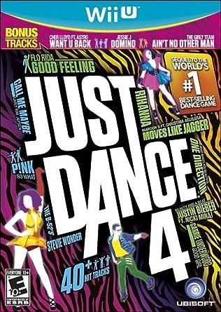Ubisoft Just Dance 4, Nintendo Wii U - Juego (Nintendo Wii U, Wii ...