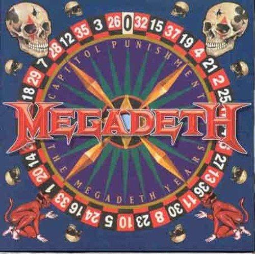 Megadeth: Capitol Punishment-the (Audio CD)