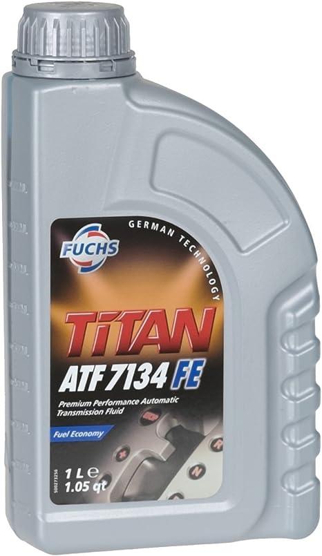 Fuchs Getriebeöl Automatikgetriebeöl Titan Atf 7134 Fe 1l 1 Liter Mb 236 15 Auto
