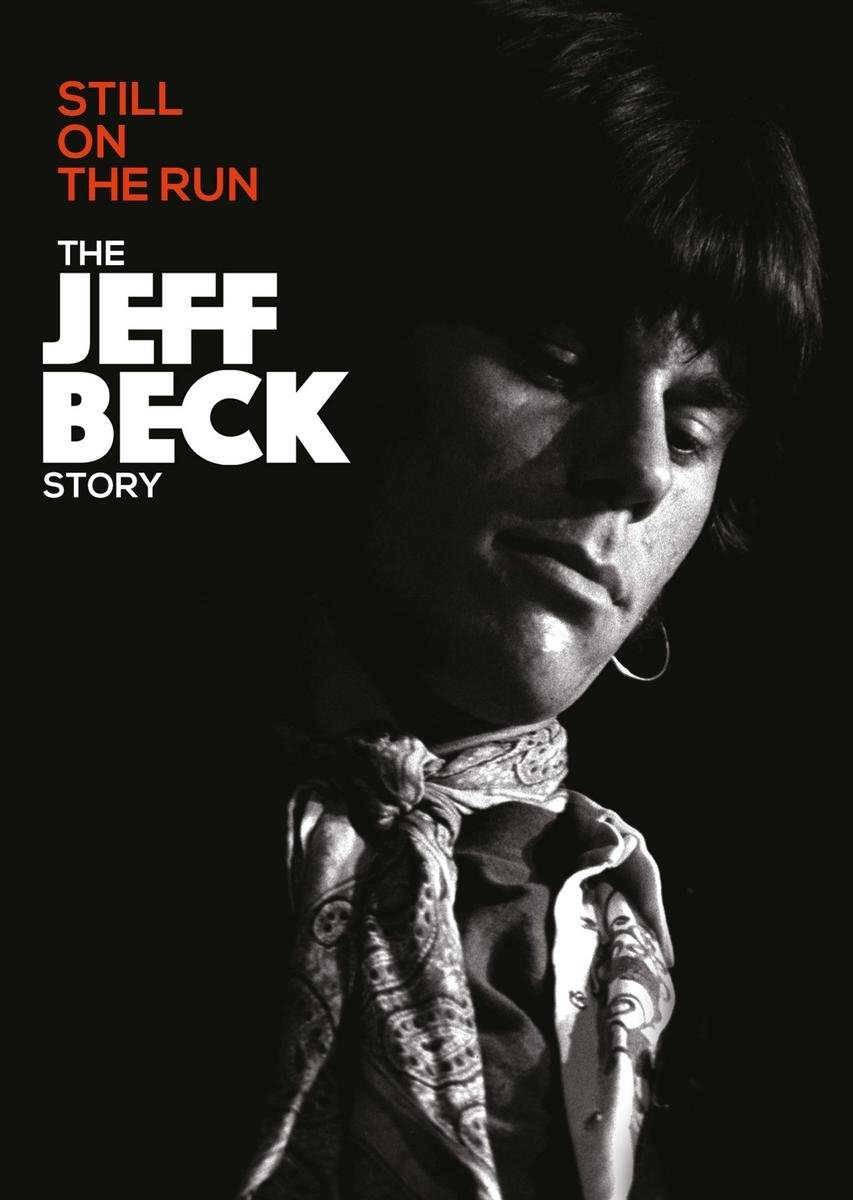 DVD : Jeff Beck - Still On The Run - The Jeff Beck Story (Super Jewel Box)