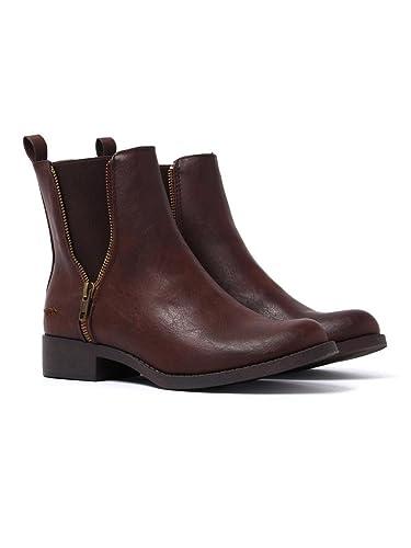 Rocket Dog Damen Maylon Chelsea Boots, Schwarz (Schwarz), 41 EU