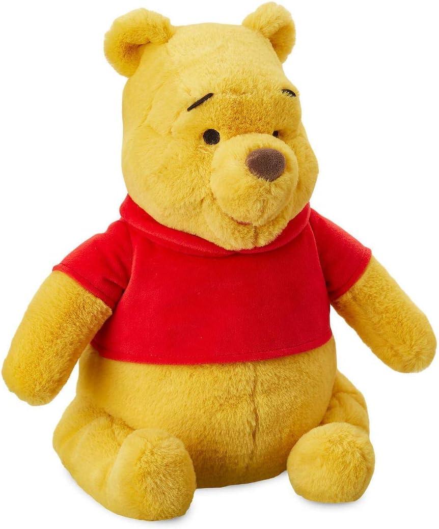 "WP Disney Store Winnie the Pooh Plush - Medium - 16"""