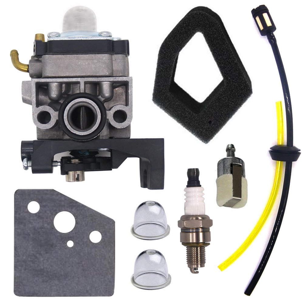 FitBest Carburetor for Honda GX35 HHT35 HHT35S Trimmer Bush Cutter Carb Replaces 16100-Z0Z-034 by FitBest