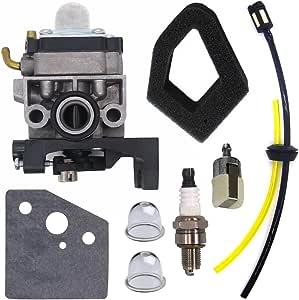 Amazon.com: fitbest carburador para Honda GX35 HHT35 HHT35S ...