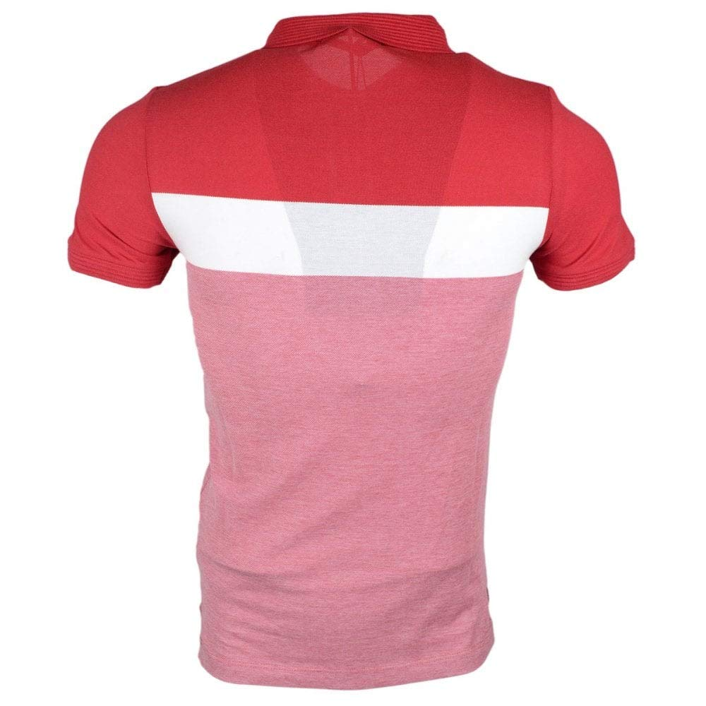 883 Police Knight Polo Shirt | Red: Amazon.es: Ropa y accesorios