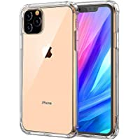 For iPhone 11 Pro Case Cover(5.8), Lightweight Shockproof clear Silicone TPU for Women Men Girls Boys,Transparent