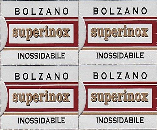 2 opinioni per 20 Lamette Bolzano- Superinox Inossidabile