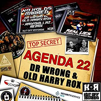 Agenda 22 [Explicit] by Dr Wrong & Old Harry Rox on Amazon ...
