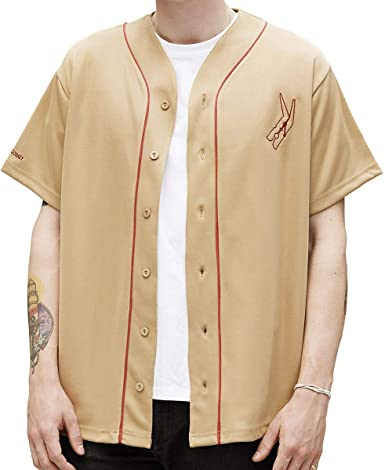 NOBLE Archive Camiseta Beisbol ND: Amazon.es: Ropa y accesorios
