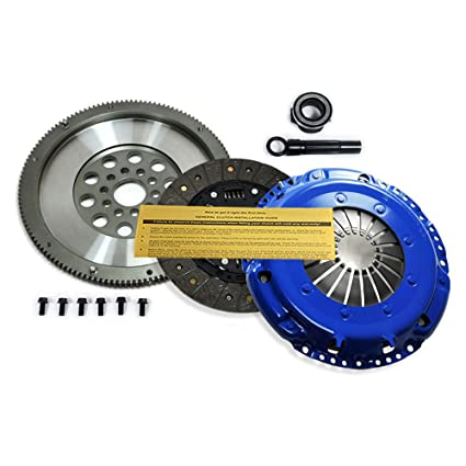 Amazon.com: EFT STAGE 2 SPORT CLUTCH KIT & CHROMOLY FLYWHEEL for 95-02 VW GOLF GTI JETTA VR6: Automotive