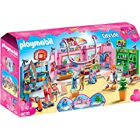 PLAYMOBIL® Shopping Plaza Building Set