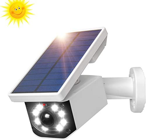 Solar Lights Outdoor, Solar Motion Sensor Light with 3 Optional Modes, Outdoor IP66 Waterproof 360 Rotatable Wireless Wall Lights for Porch Yard Garage Patio