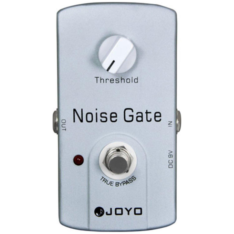 JOYO JF-31 Electric Guitar Audio True Bypass Noise Gate Drive Effects Pedal by JOYO