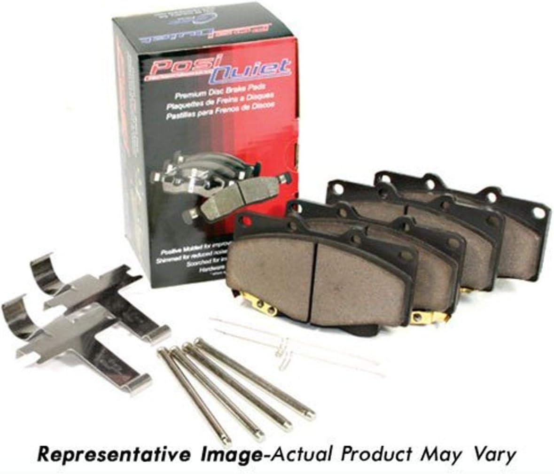 StopTech 104.05581 Brake Pad Semi-Metallic