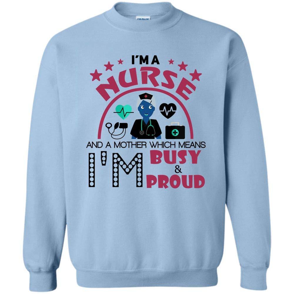 Coolest Nurse Mom I M A Nurse And A Mother Shirts
